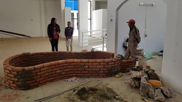 Empresas aceleran obras para la Fexpo Sucre 2017