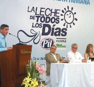 Bolivia festeja consumo de lácteos en ascenso