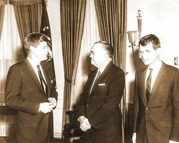 EEUU revelará archivos sobre asesinato de Kennedy
