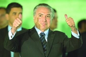 Brasil: Congreso libra a Temer de ser destituido