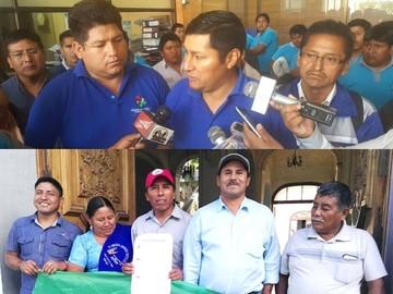 TCP: Suman adhesiones de apoyo a la repostulación de Evo Morales