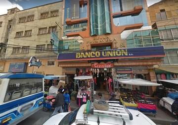 Ministro dice que depósitos en el Banco Unión subieron tras desfalco