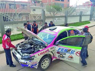 Sopachuy recibe a una treintena de competidores