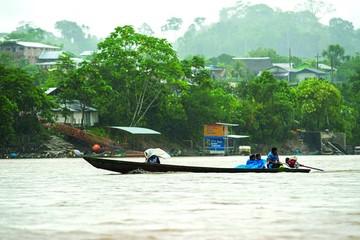 El cambio climático muestra su rostro más crudo en la Amazonía