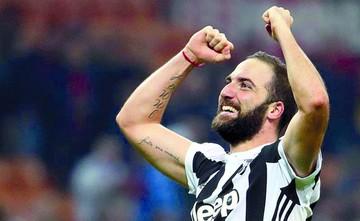 Higuaín otorga triunfo a la Juve en clásico italiano