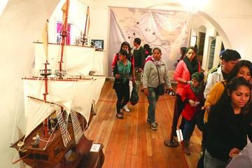 Vuelve la Noche de Museos y este año llega hasta Yotala