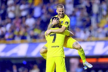 Boca sigue imparable; ahora goleó a Belgrano