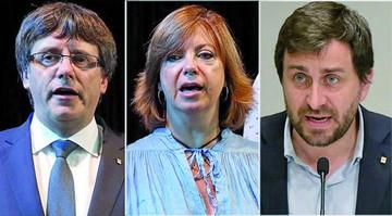 Puigdemont va a Bélgica y analiza solicitar asilo