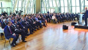 Macri pide respaldo para su paquete de reformas