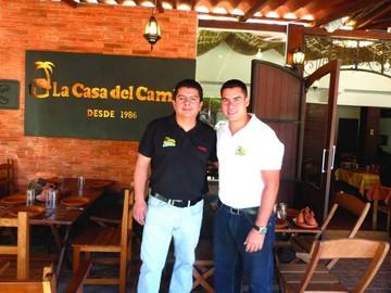 La Casa del Camba trae la mejor comida de Santa Cruz con una franquicia