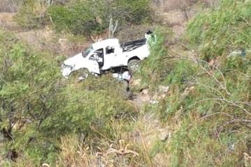 Dos accidentes de tránsito cerca de Sucre dejan unos diez heridos