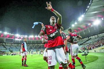 """Sudamericana: """"Fla"""" deja fuera  a su clásico rival"""
