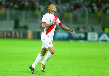Perú pierde a un Guerrero