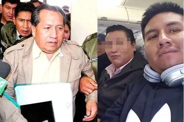 El ex presidente de YPFB, Santos Ramírez, es el abogado de Juan Franz Pari