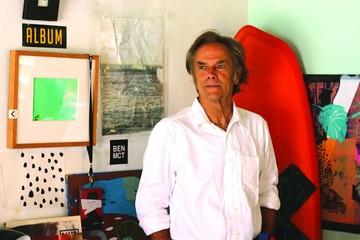 David Carson el padre del diseño  grunge llega a Bolivia