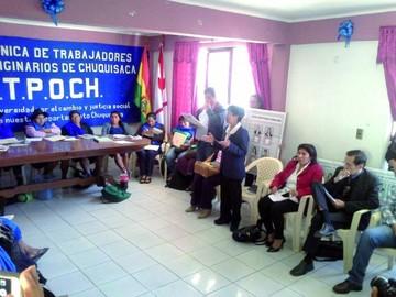 Judiciales: Revelan apoyo de sectores a candidatos