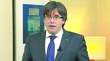 Fijan nueva audiencia para Puigdemont