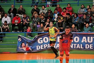 Futsal: Selección inicia labor