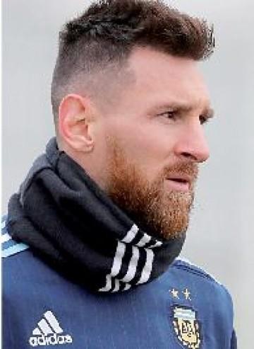 Messi responde las críticas