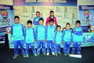 Lanzan Torneo Infanto Juvenil para fin de año