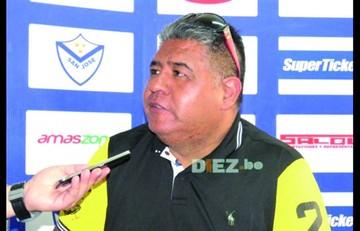 Wilson Martínez renuncia a su cargo en la Liga