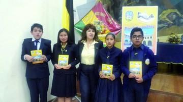 El Colegio Junín presenta su poemario