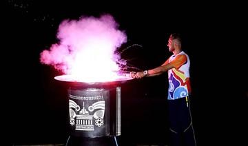 Juegos Bolivarianos inician en Santa Marta