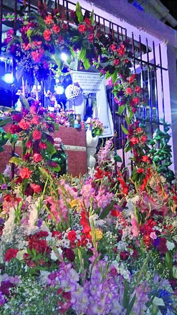 Fiesta de la milagrosa Adela convoca a miles