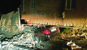 Terremoto de 7,3 grados azota frontera Irán-Irak