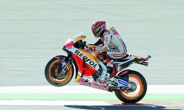 Márquez logra su sexto título mundial en Moto GP