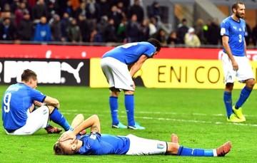 Italia, cuatro veces campeona mundial, queda eliminada y no irá a Rusia