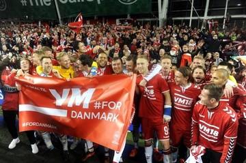 Un triplete Eriksen destroza a Irlanda y lleva a Dinamarca al Mundial