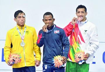 Bolivia, otra vez en podio de lucha olímpica