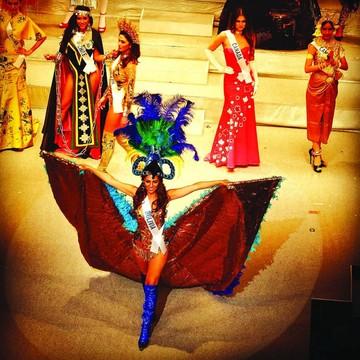 Bolivia se corona Miss Internacional América