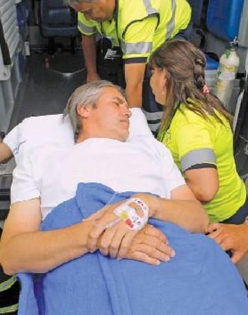 Chile: Ataque a senador empaña final de campaña