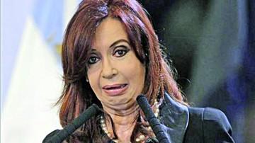 """Cristina rechaza acusaciones por caso """"FIFAgate"""""""