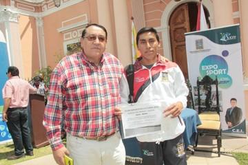 Atleta capitalino dirá presente  en San Silvestre