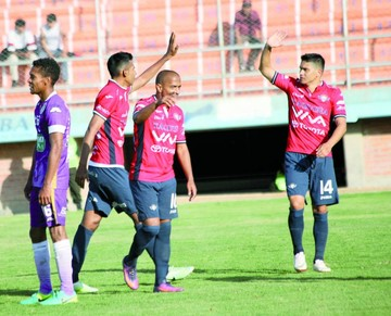 Wilstermann toma aire