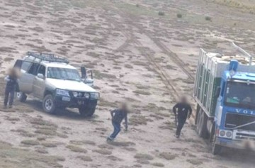 Un joven muere durante un operativo aduanero en Oruro