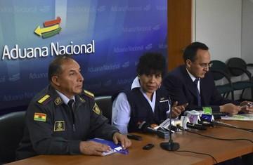 Aduana denuncia cerco a militares y funcionarios; se teme por su seguridad