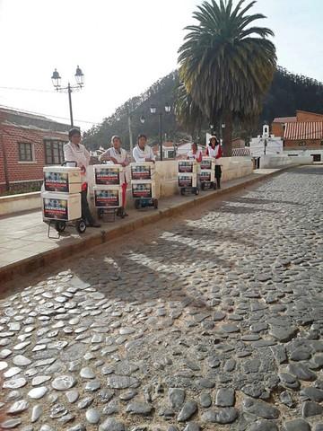 """""""La Tradicional"""" se apresta a dar un salto y ganar más mercado en Sucre"""