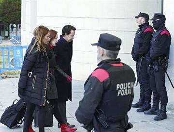 España: Declaran acusados por una violación múltiple