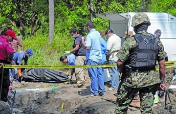 México: Hallan miles de fosas en la última década