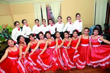 Música y Danza con el Santa Eufrasia