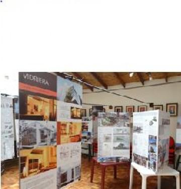 Proyectos de arquitectura en muestra itinerante