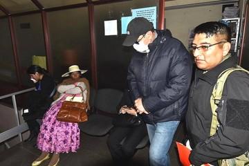 Revocan detención domiciliaria del supuesto socio de Juan Pari, dueño de Rent-A-Car