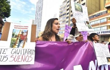 En La Paz y Cochabamba se registraron más feminicidios este 2017
