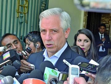 Vicepresidente propone lista pública de violentos