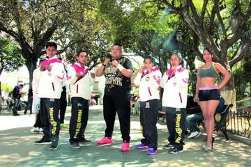 Velada de combates en Sucre