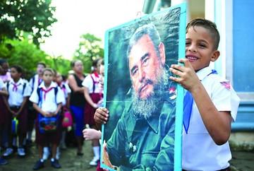 Cuba recuerda primer año del deceso de Fidel Castro